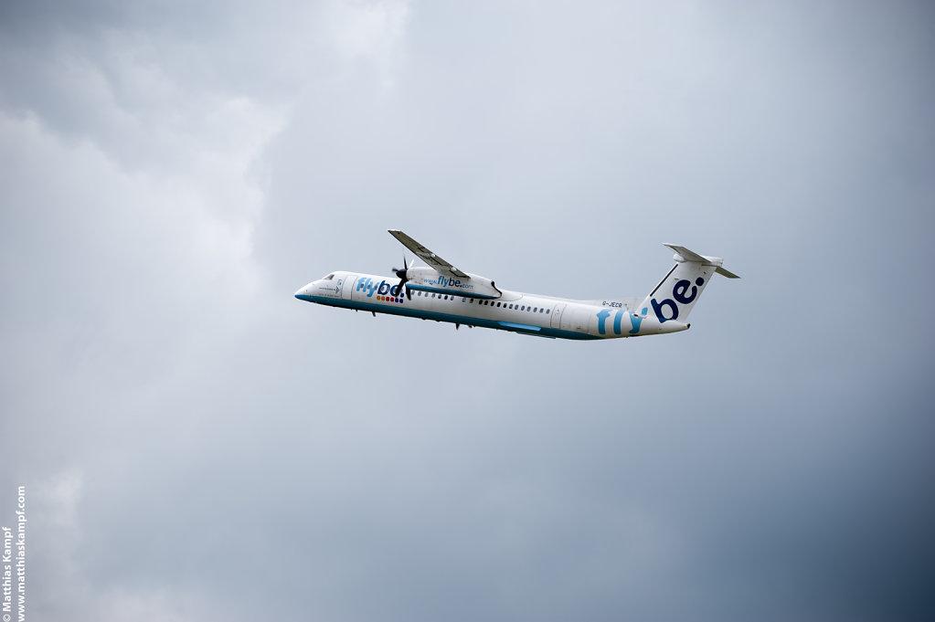 flybe G-JECR